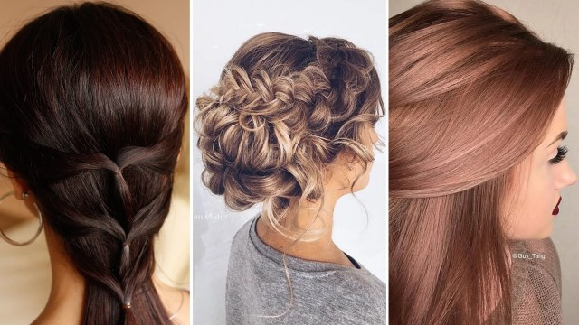 the most popular pinterest hairstyles to try now | allure