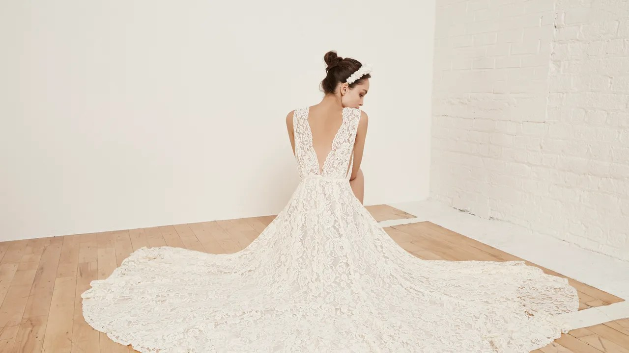 The Average Amount Women Spend On Wedding Dresses Will