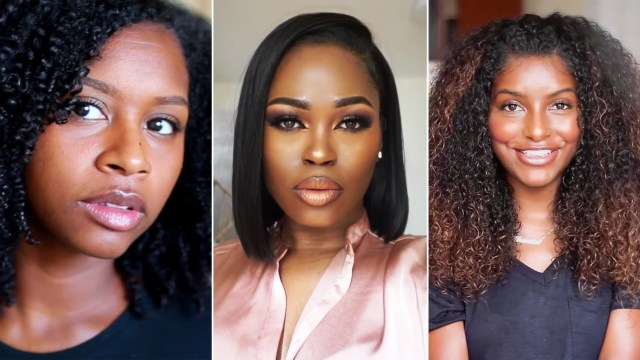 8 black hair youtube vloggers you need to know now | allure
