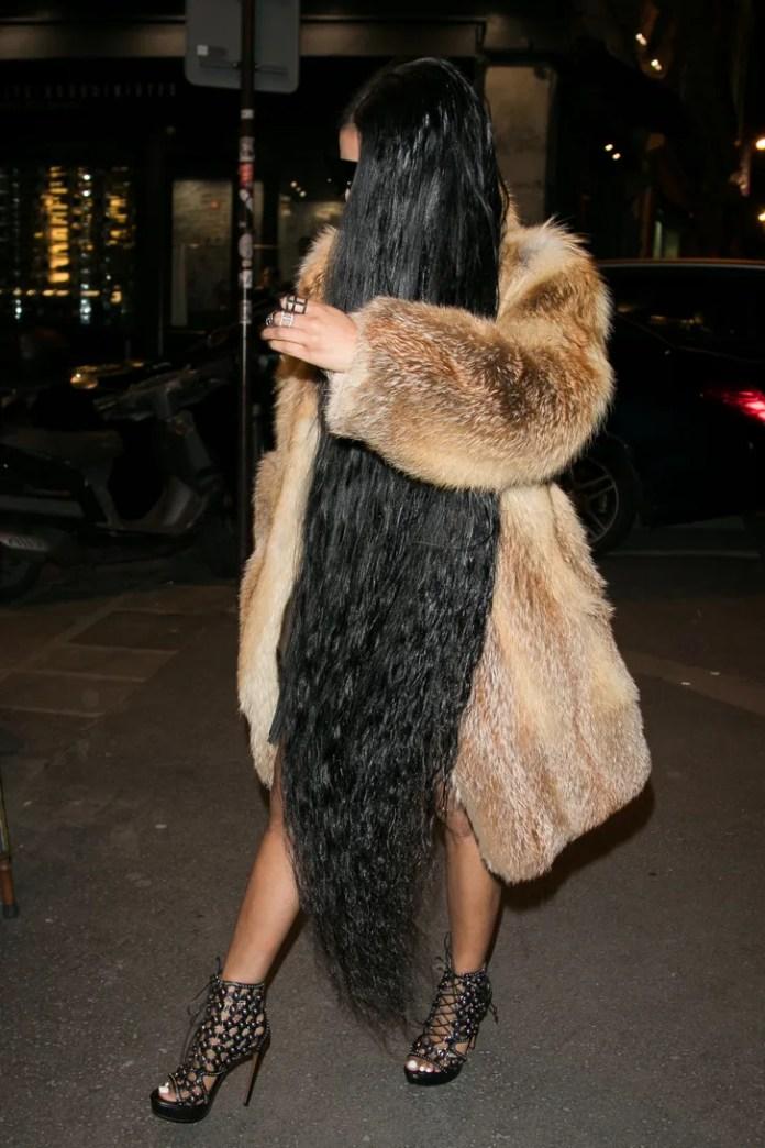 Image result for nicki minaj long hair