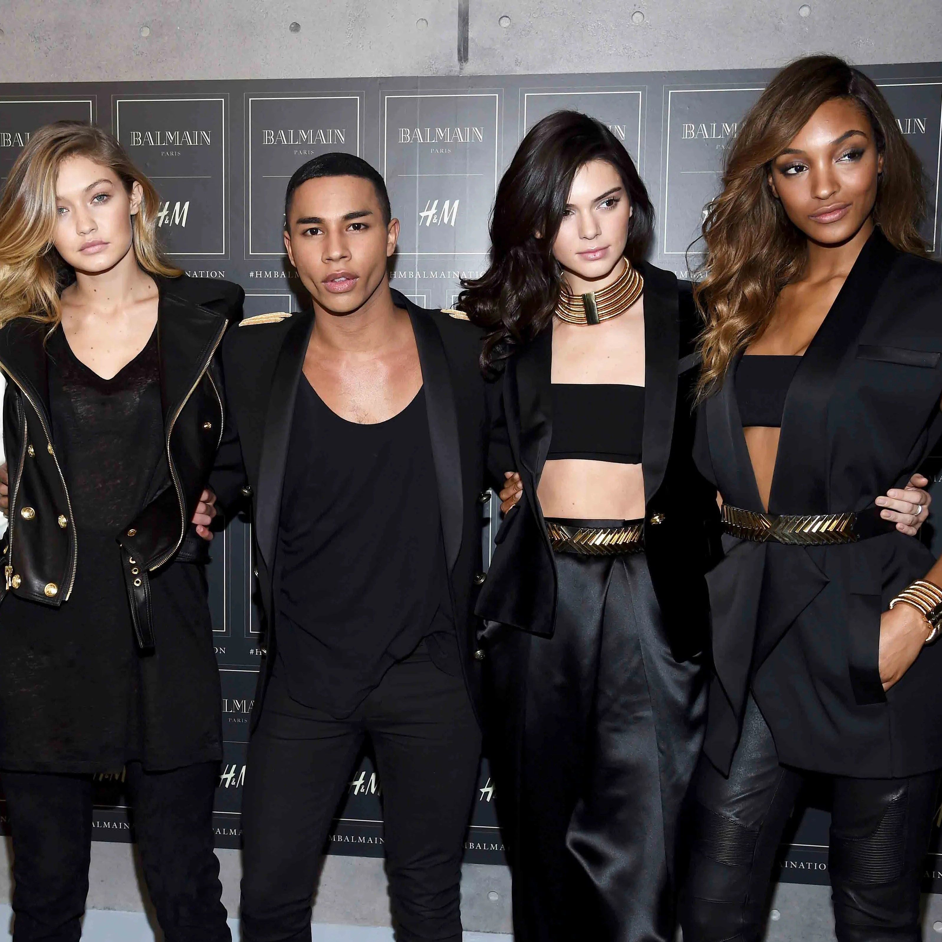 If you have already had olivier rousteing before plastic surgery and want: Olivier Rousteing Before - French Fashion Designer Olivier ...