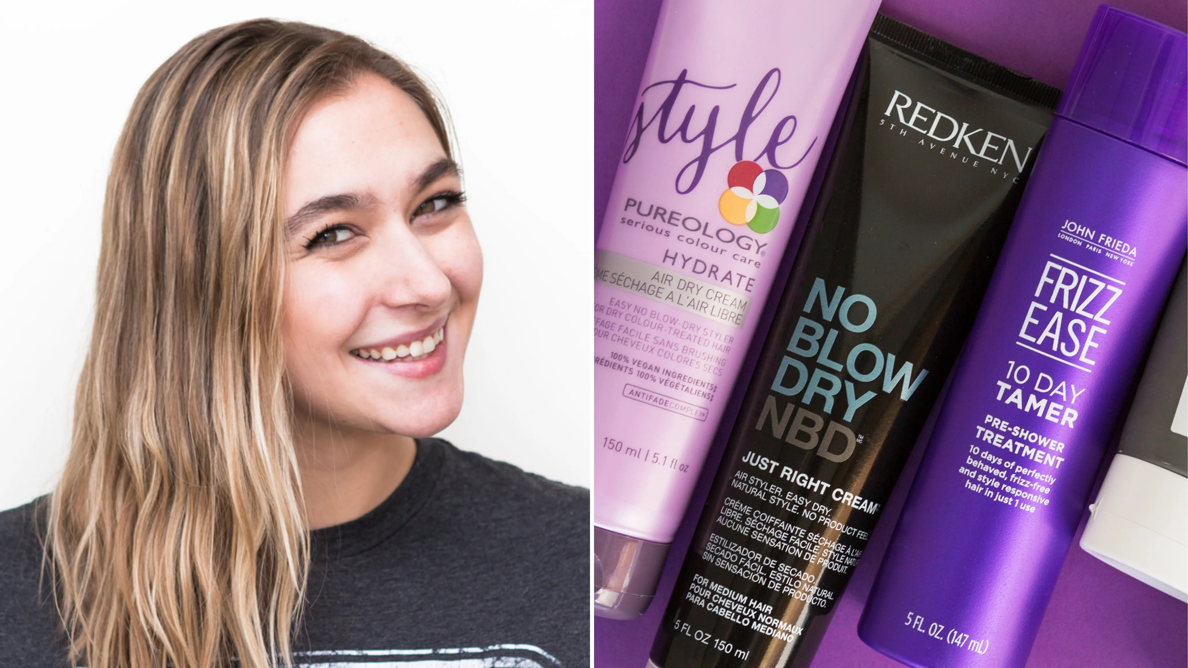 5 Air Dry Styling Products For Every Hair Type Allure