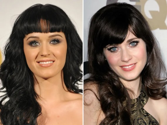 Katy Perry & Zooey Deschanel