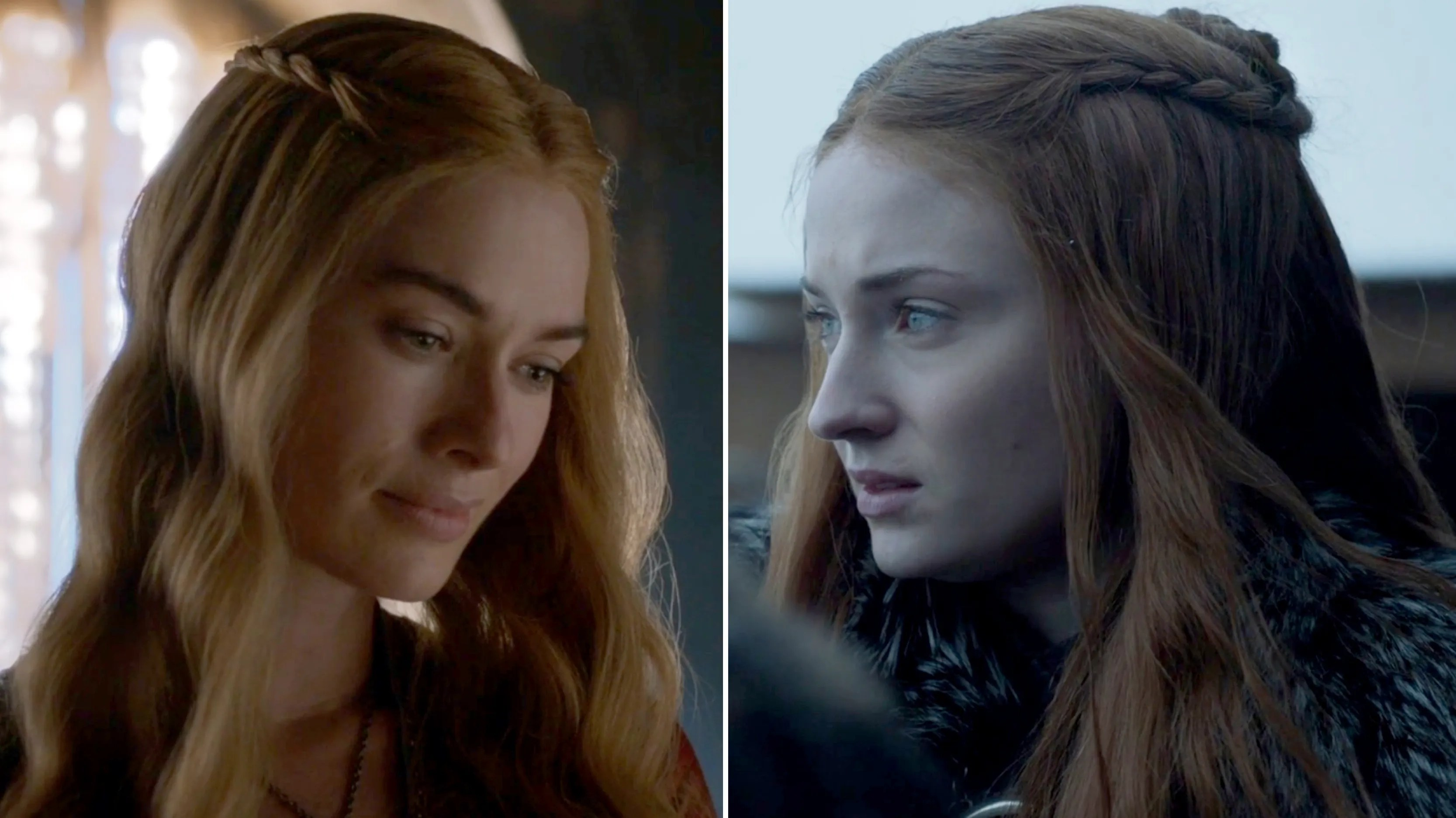 You Definitely Missed This Important Detail About Sansa Stark s Hair