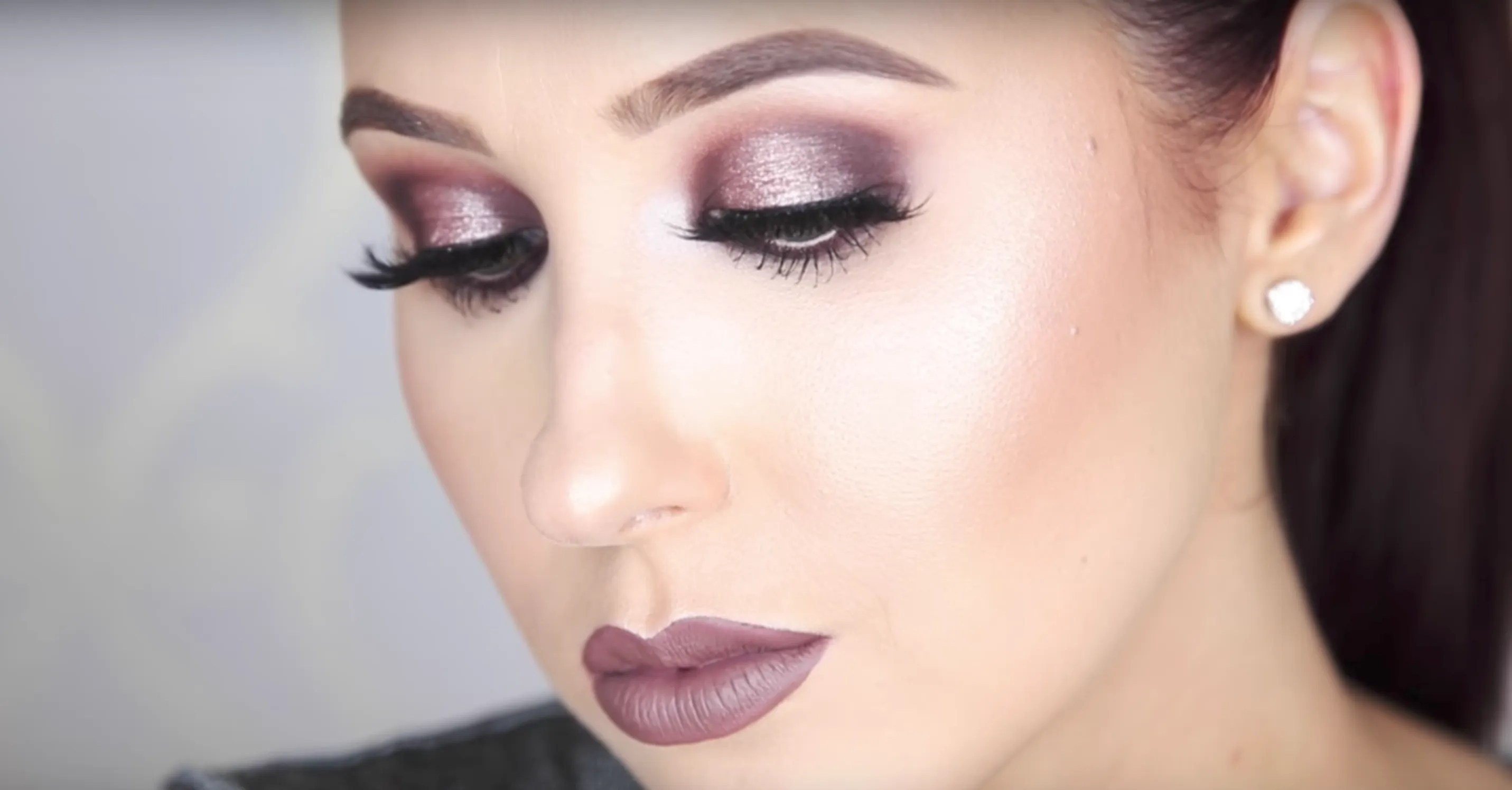How To Create Halo Eye Makeup Using Highlighter Allure