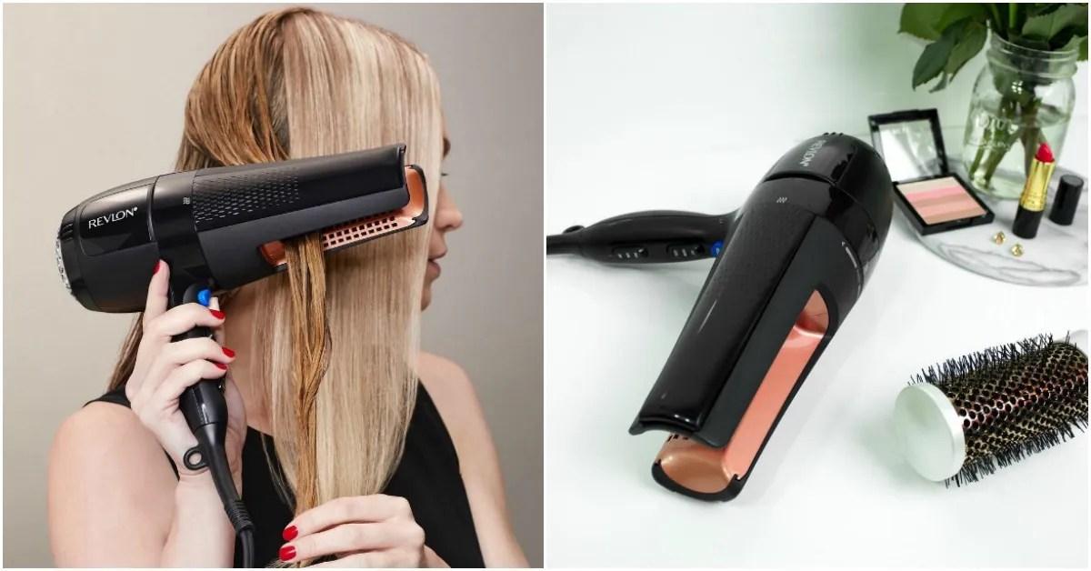 Revlons New Salon 360 AC Hair Dryer Lets You Dry Hair