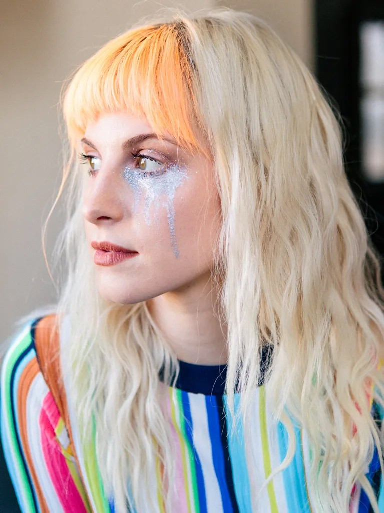 Hayley Williams Hair Dye Brand GoodDyeYoung Comes To