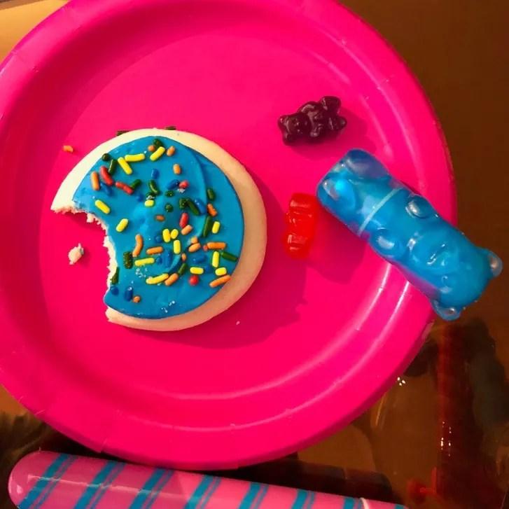 Rock Candy Sex Toys Gummy Bear Vibe