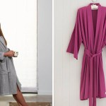 The 19 Best Bathrobes For Women And Men To Buy Online Silk And Satin Robes Allure