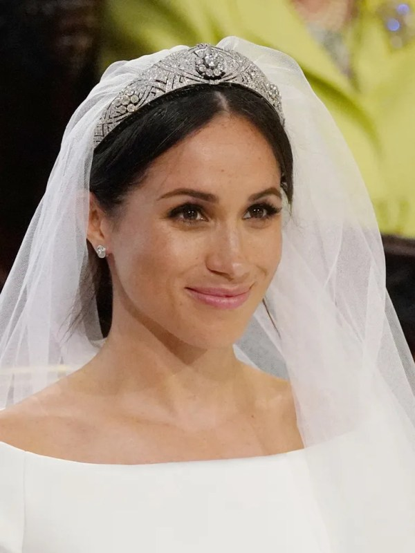 See Meghan Markle's Royal Wedding Hair and Makeup (With ...