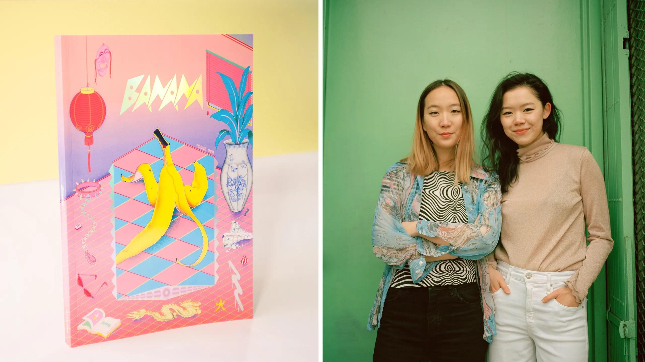 How Banana Magazine Is Exploring Asian American Gender
