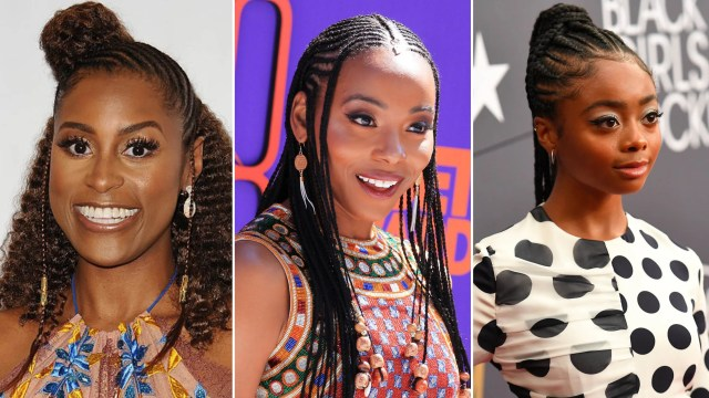 31 best black braided hairstyles to try in 2019 | allure