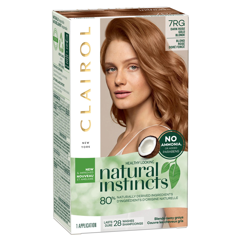 Miss Clairol Semi Permanent Hair Color Chart