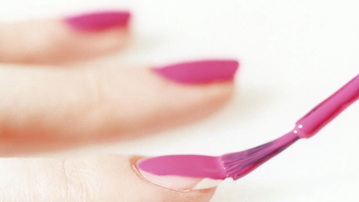 This manicurist is on a mission to make nail shapes more fun in