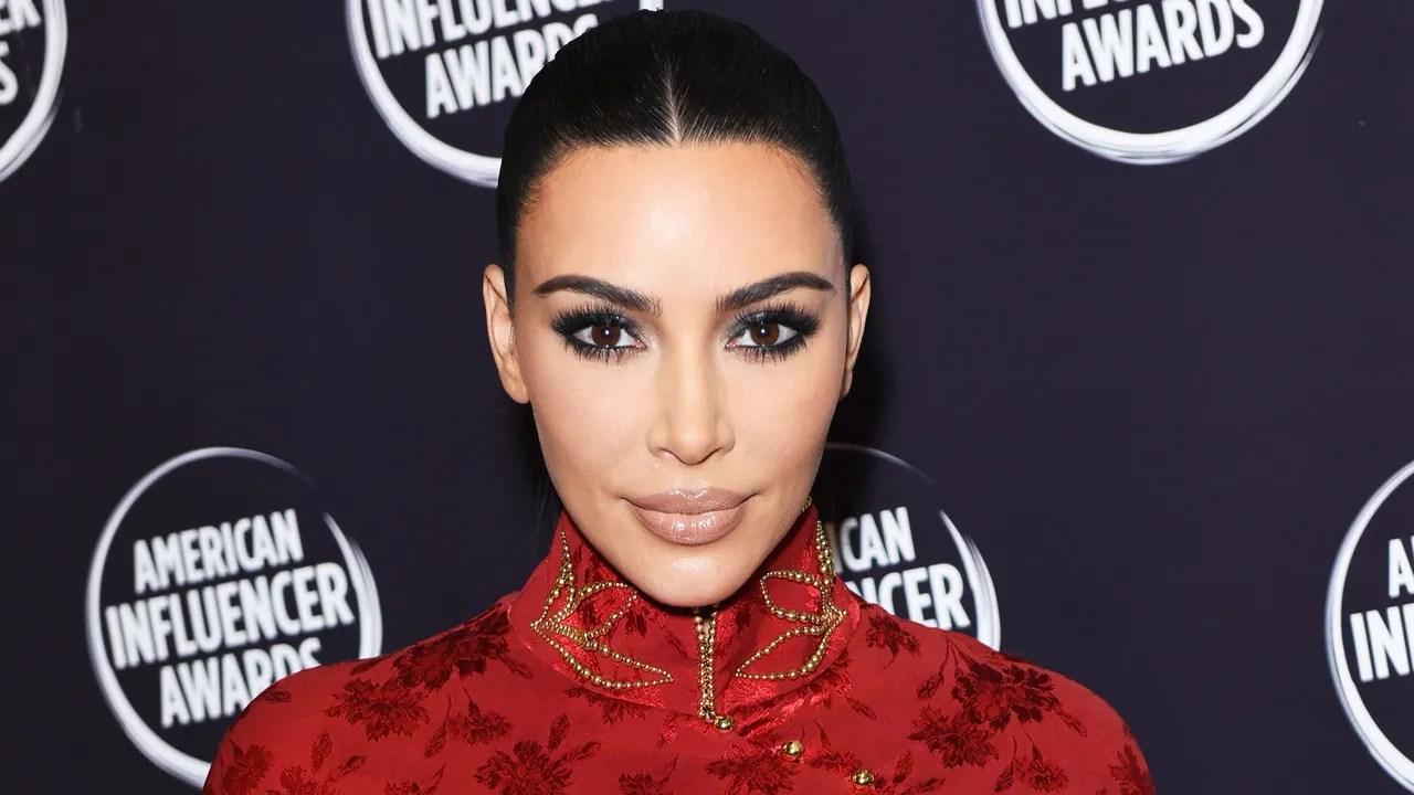 The KKW Beauty founder looks like a whole new