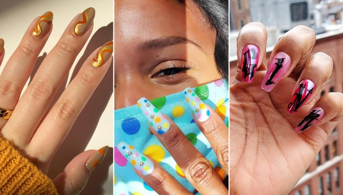 8 Biggest Nail Trends And Ideas Of 2021 Manicure Trend Predictions Allure