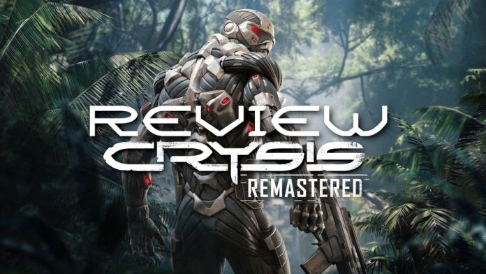 Review Crysis Remastered A Trip Down Memory Lane