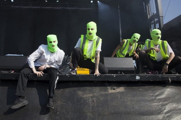Pussy Riot Riot Fest