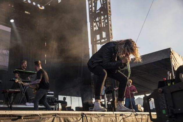Riot Fest 2018 Sun Underoath
