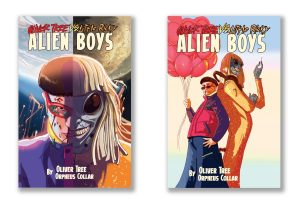 olive tree alien boys variants