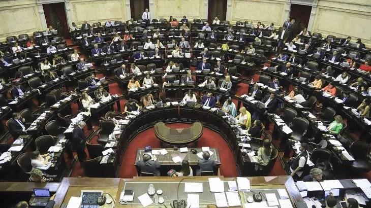 El oficialismo logró la media sanción por 134 votos a favor y 110 en contra.