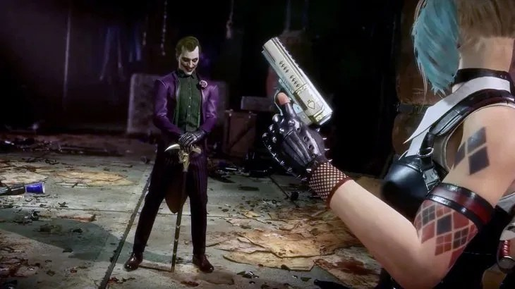 The Joker, one of the extra characters that can be purchased for $ 199.99.