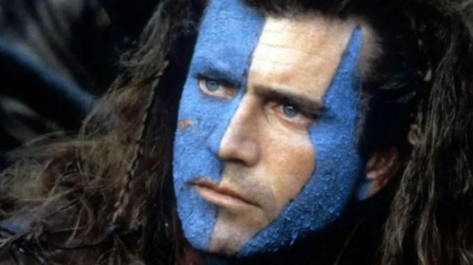 Mel Gibson - Braveheart (1995)