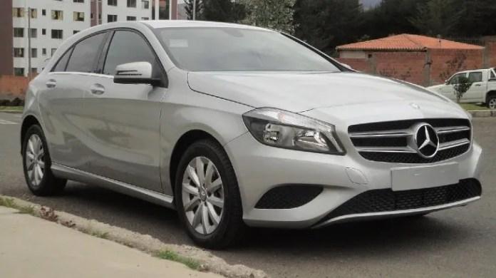 El modelo Mercedes Benz A200 es el más buscado de los autos usados de lujo.