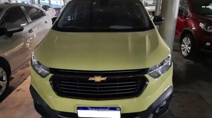 General Motors remata tres vehículos de su flota.