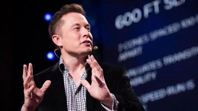 Elon Musk saltó a la 2° posición.