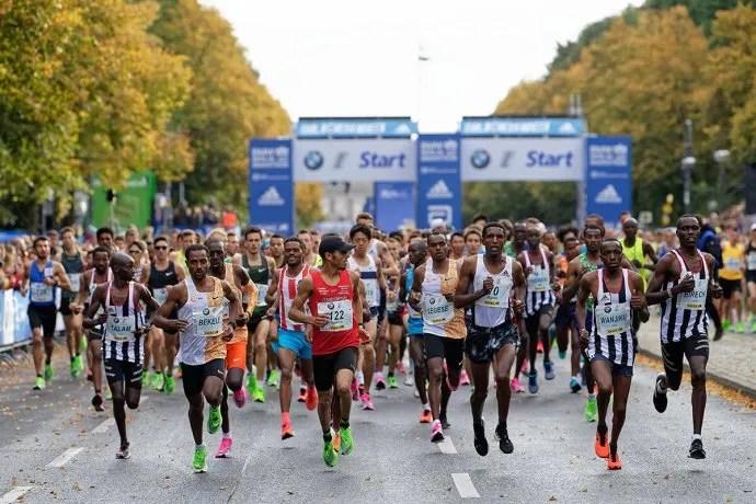 Una rereza: la maratón de Berlín será la primera de las