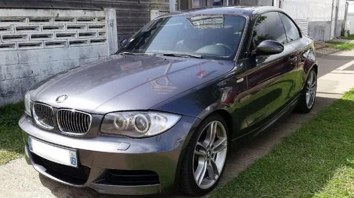El BMW Serie 1 integra el TOP  3 de los vehículos de lujo más buscados.