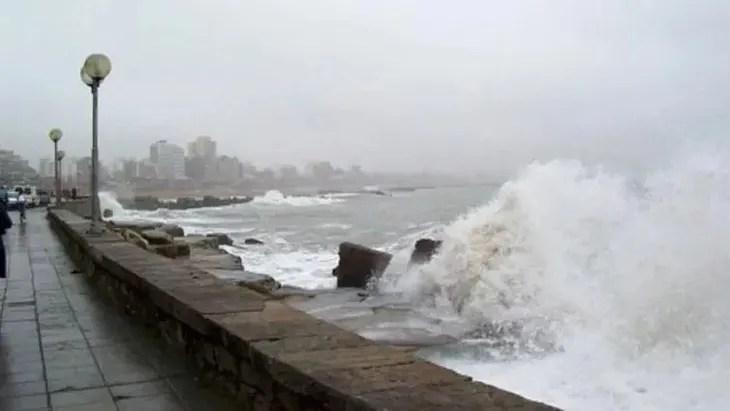 Emiten un alerta naranja por tormentas y fuertes vientos en la provincia de Buenos Aires