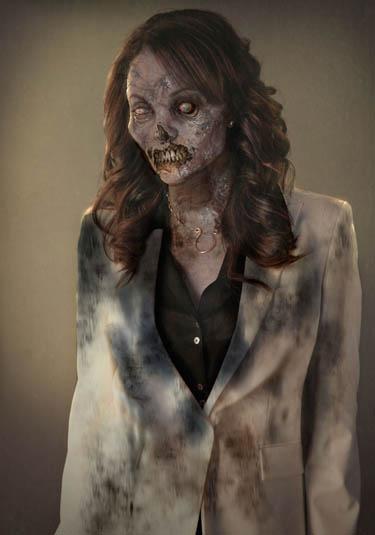 Zombie Aisha Tyler