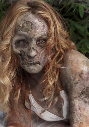 Zombie Elisabeth Rohm
