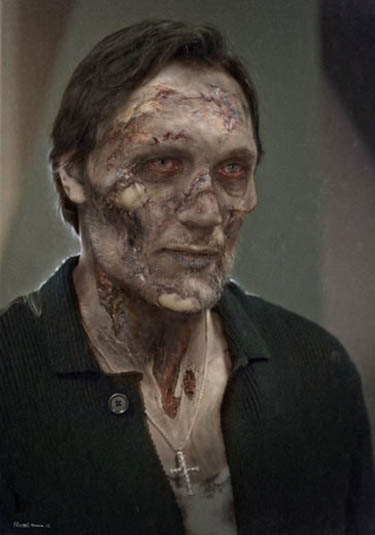 Zombie Jimmy Smits