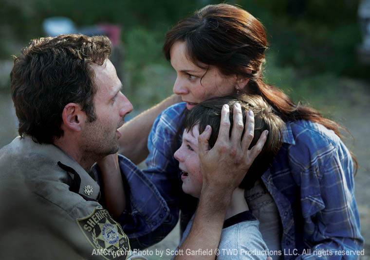 The Walking Dead Season 1 Episode Photos