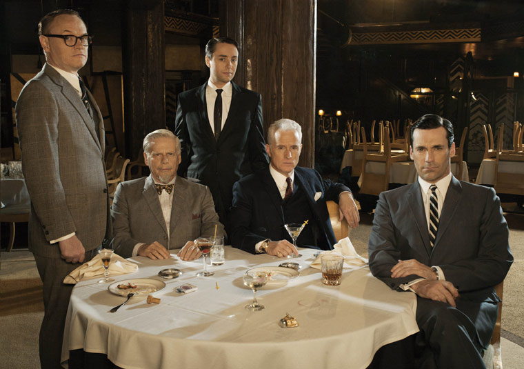 Gallery Photography for Mad Men Season 4