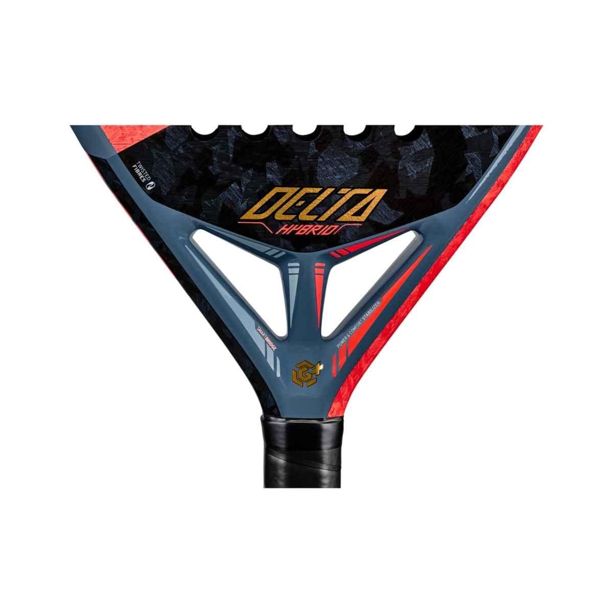 Head Delta Hybrid Graphene 360+