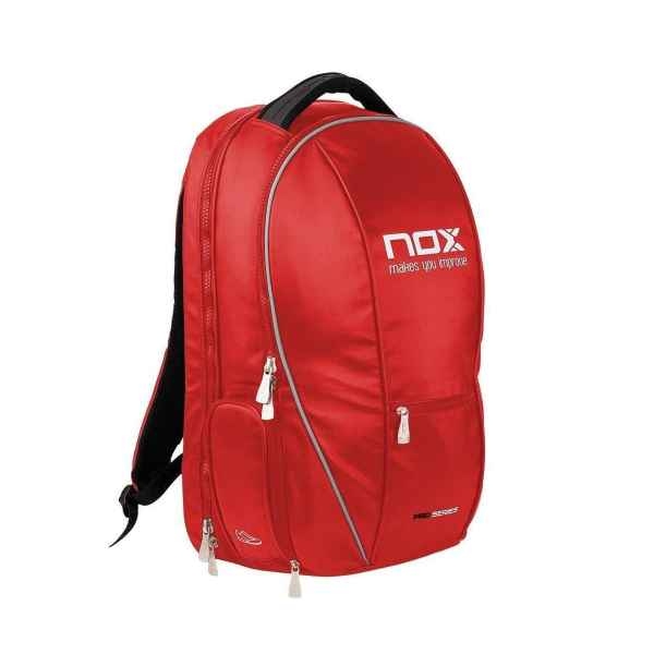 NOX BACKPACK PRO SERIES WPT RED