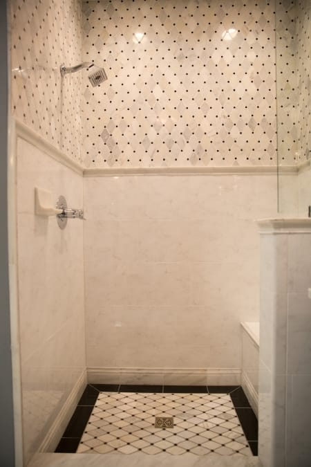 tile contractor for bathroom remodels