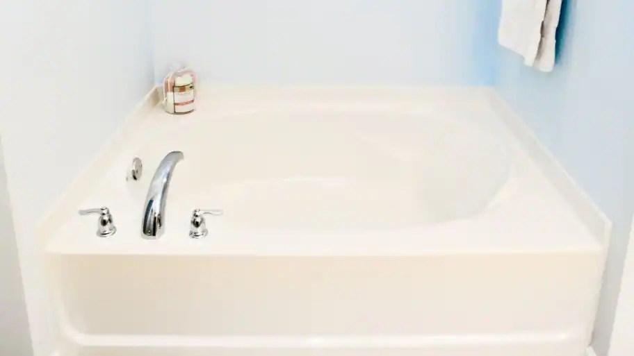 install a bathtub or shower liner