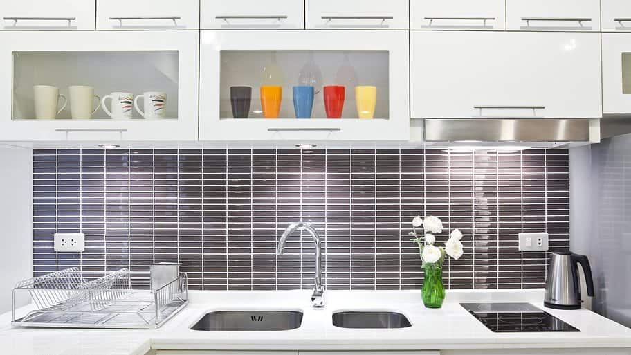 inside and under your kitchen cabinets