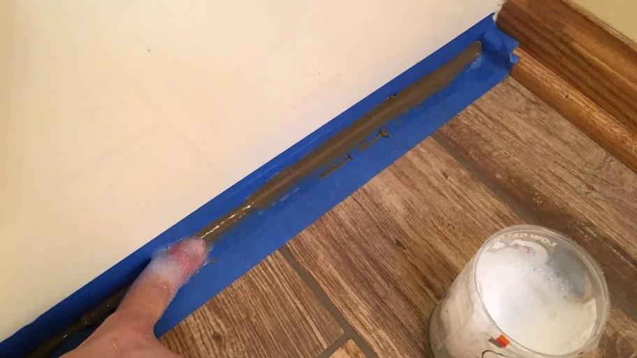avoid cracked grout caulk tile shower