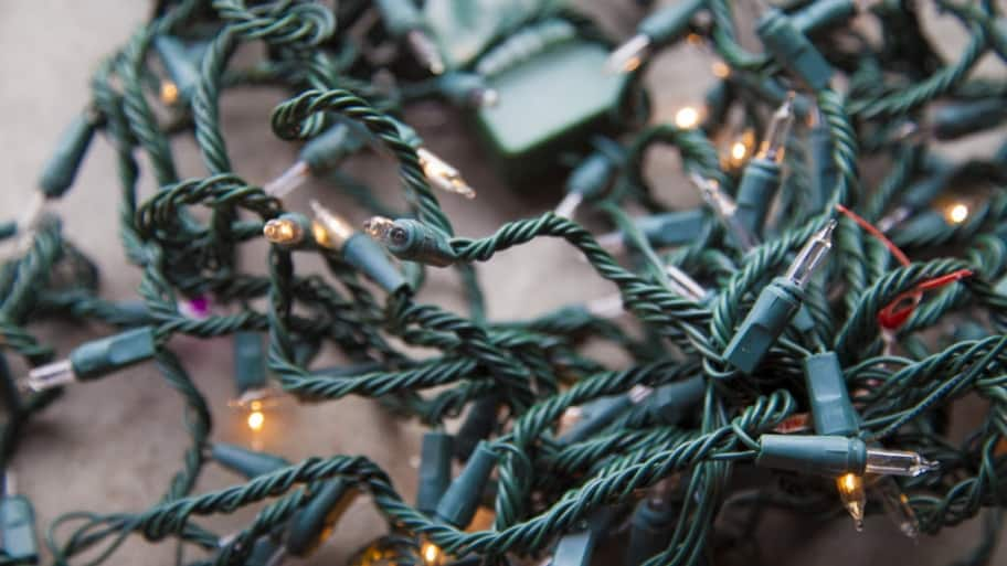 why use gfci outlets for holiday lights