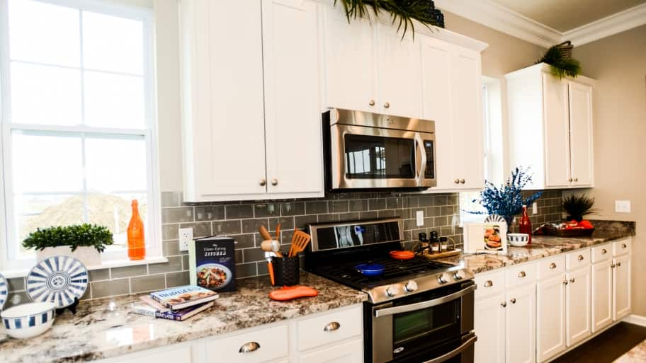 diy tips for over the range microwave