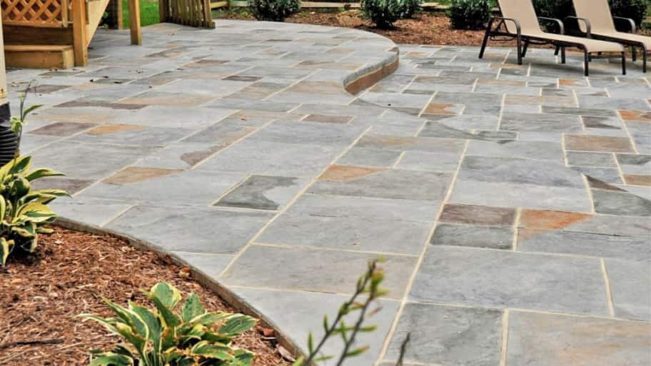 are stamped concrete patios affordable
