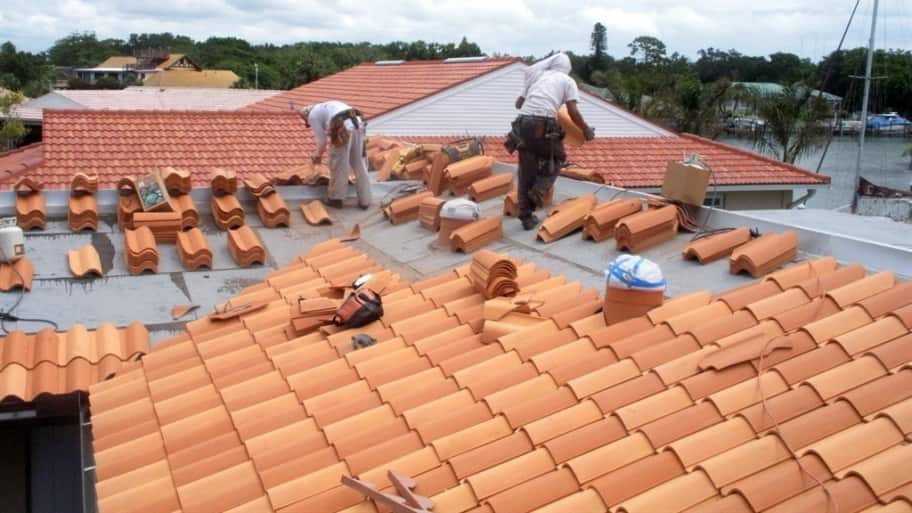 how much does a tile roof cost angi