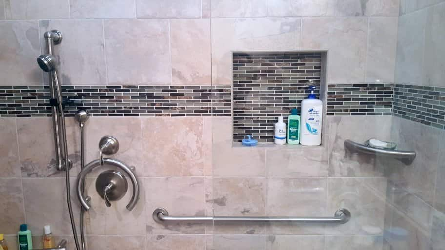 5 fall prevention ideas for showers