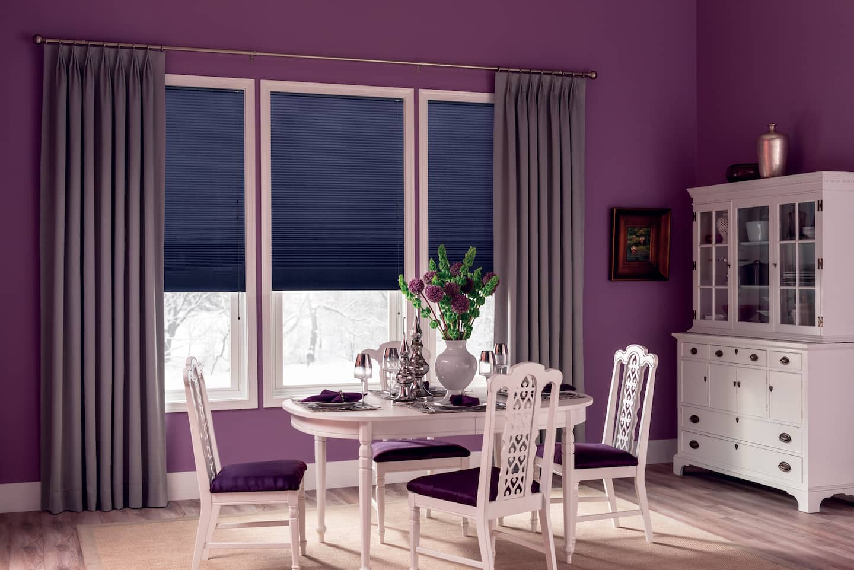 15 Dining Room Curtains Ideas | Angie's List on Dining Room Curtain Ideas  id=66245
